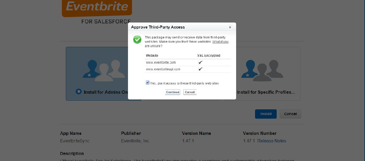 Mirketa_EventBrite_Salesforce_Integration_Approve_Third-Party_Access_2