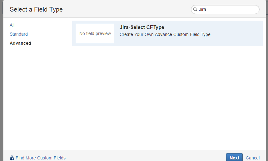 jira create custom field programmatically