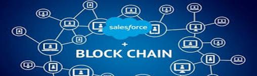 blockchain salesforce