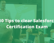 Tips to clear Salesforce Certification Exam