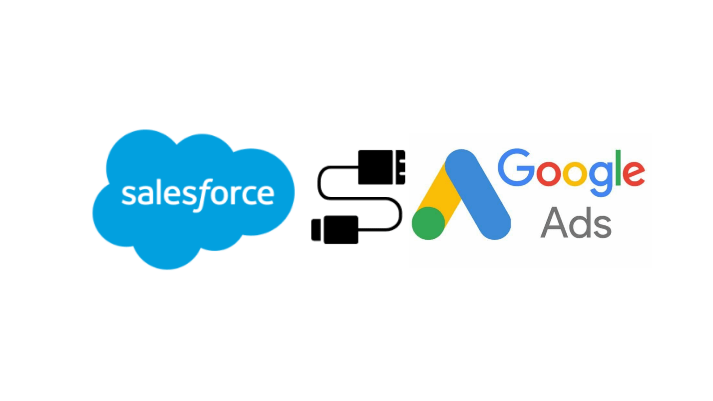 how to connect salesforce to google ads