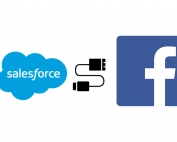 salesforce integration with facebook
