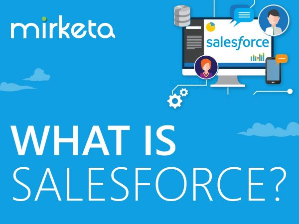 What does Salesforce do