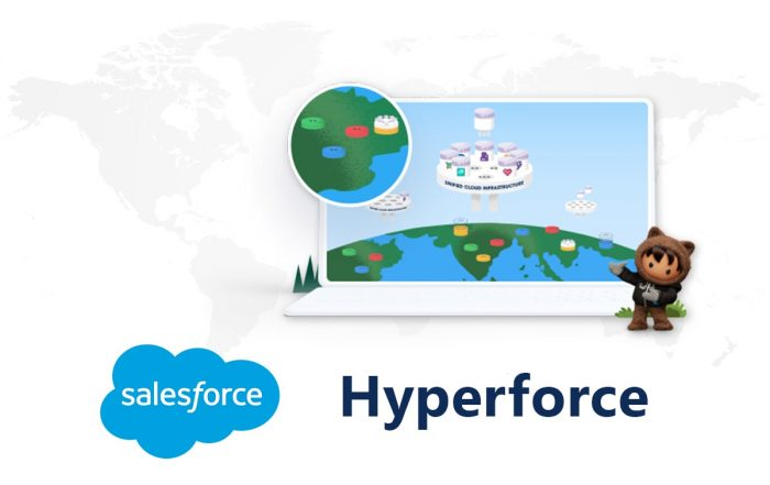 Hyperforce Salesforce
