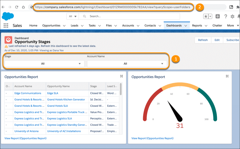salesforce spring '21 features