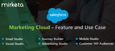 Marketing Cloud Features