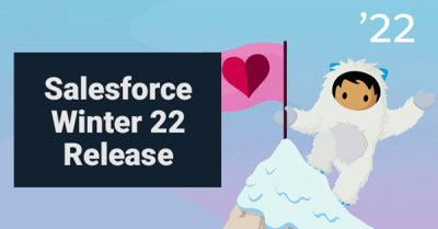 salesforce winter 22 release notes
